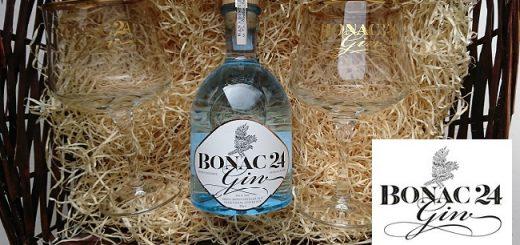 Win a Hamper of Premium Irish Gin Bonac 24 with Special Edition Glassware