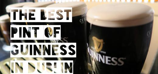10 of the Best Pints of Guinness in Dublin   TheTaste.ie