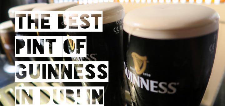 10 of the Best Pints of Guinness in Dublin | TheTaste.ie
