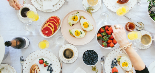 Mother's Day Brunch or Lunch in Dublin: Ten of the Best Places to Celebrate her