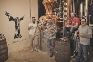 Glendalough Founders