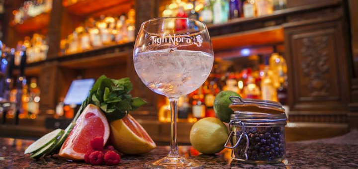 Ten of the Best Gin and Tonics in Ireland | Best Gin and Tonic Dublin