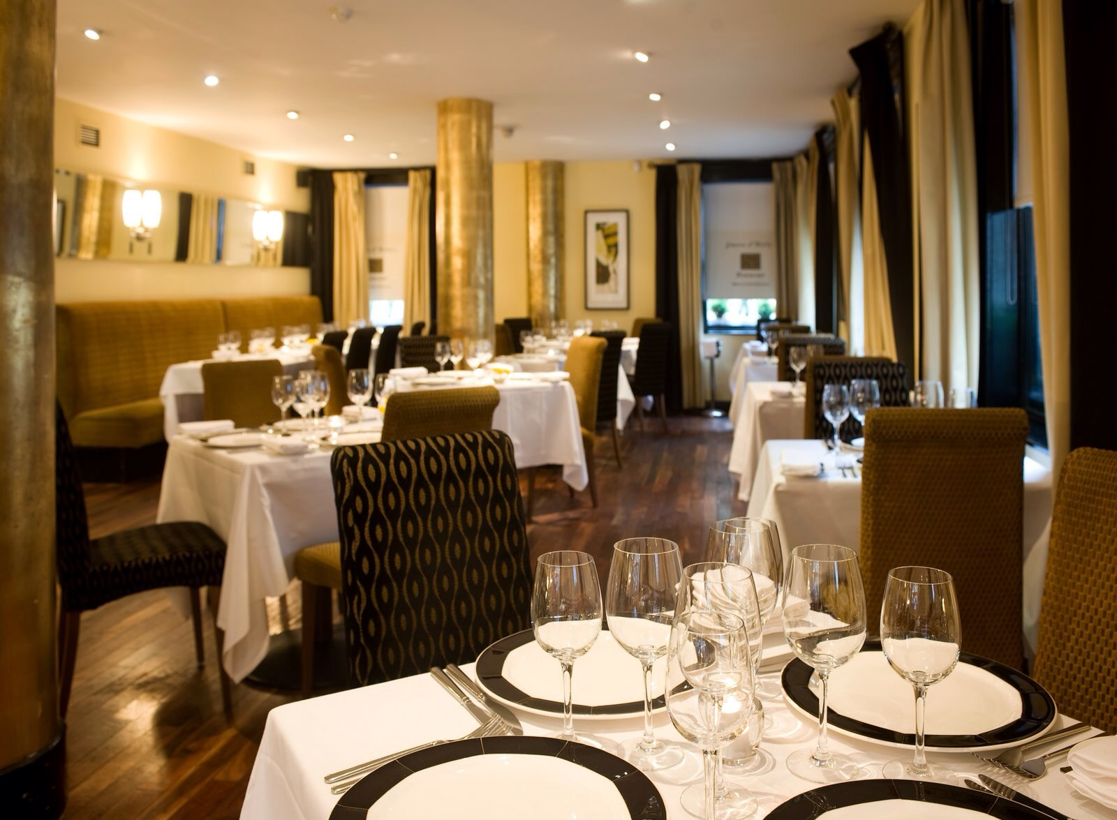 The greenhouse restaurant dublin - The Greenhouse Restaurant Dublin 19