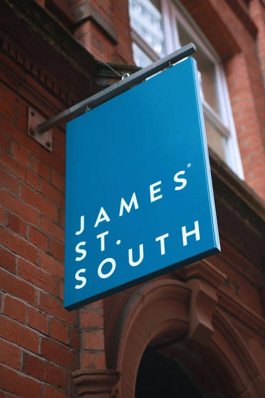 Restaurant James Street Belfast