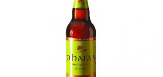 O'HARA'S IRISH PALE ALE 50CL - Craft Beer Reviews
