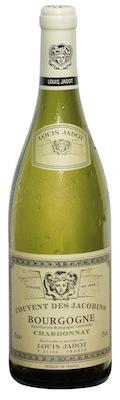 Louis Jadot Chardonnay Bourgogne Couvent des Jacobins