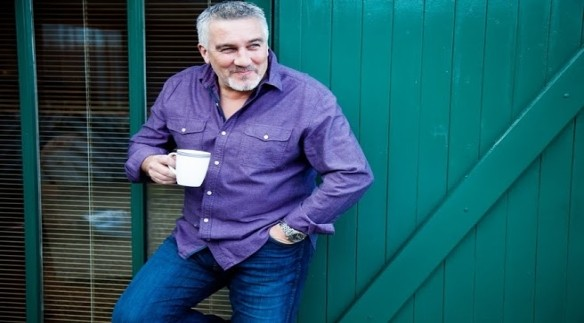 Win 2 tickets to see Paul Hollywood - Closed