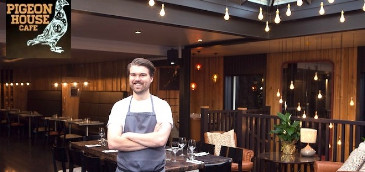 Win dinner for 4 people in the NEW Pigeon House Cafe at The Delgany - Closed