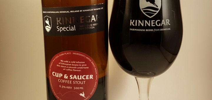 Small Brewery Big Beers - Kinnegar Brewing's Cup and Saucer By Simon Broderick