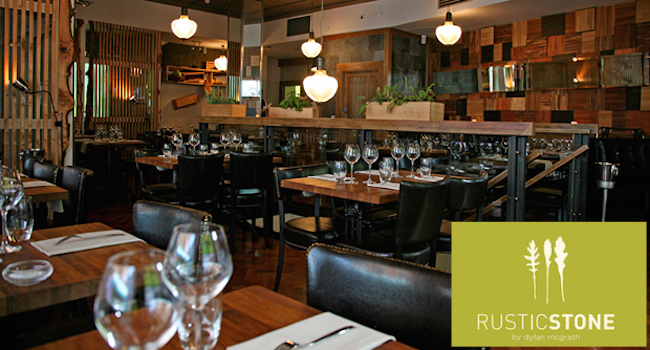 rustic stone dinner offer april 2015 thetaste ie