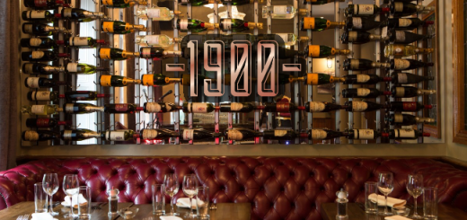 Win dinner for 2 people plus a bottle of wine in Restaurant 1900 on Harcourt Street, Dublin 2 - Closed
