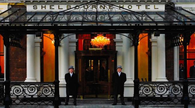 The Shelbourne Hotel Dublin 2
