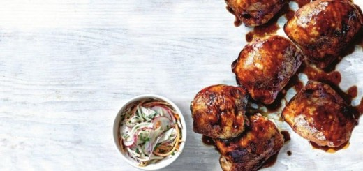 Glazed Chicken Thighs Recipe by M&S