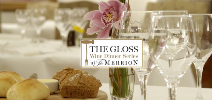 TThe Merrion Gloss Dinner