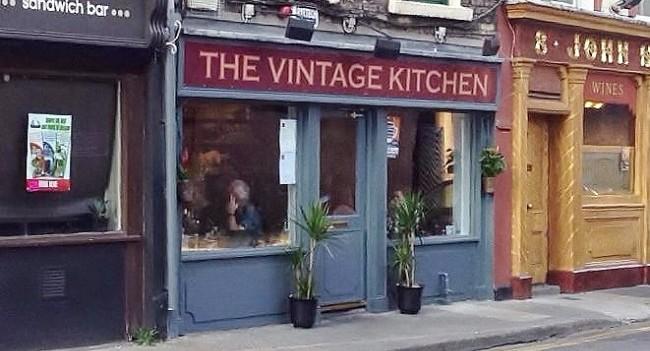 The Kitchen Restaurant Dublin