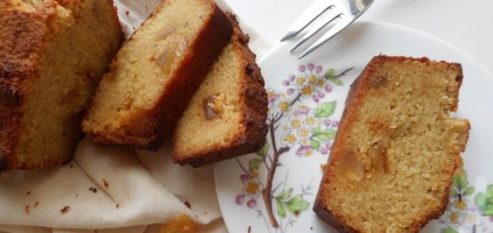 Ginger and Cardamom Cake