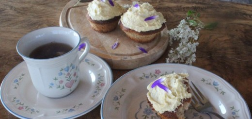 Barrys Tea Cupcakes