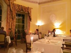 Lady Helen Mount Juliet Dining Room