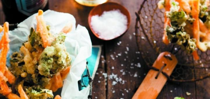 Fiona Uyema kakiage tempura