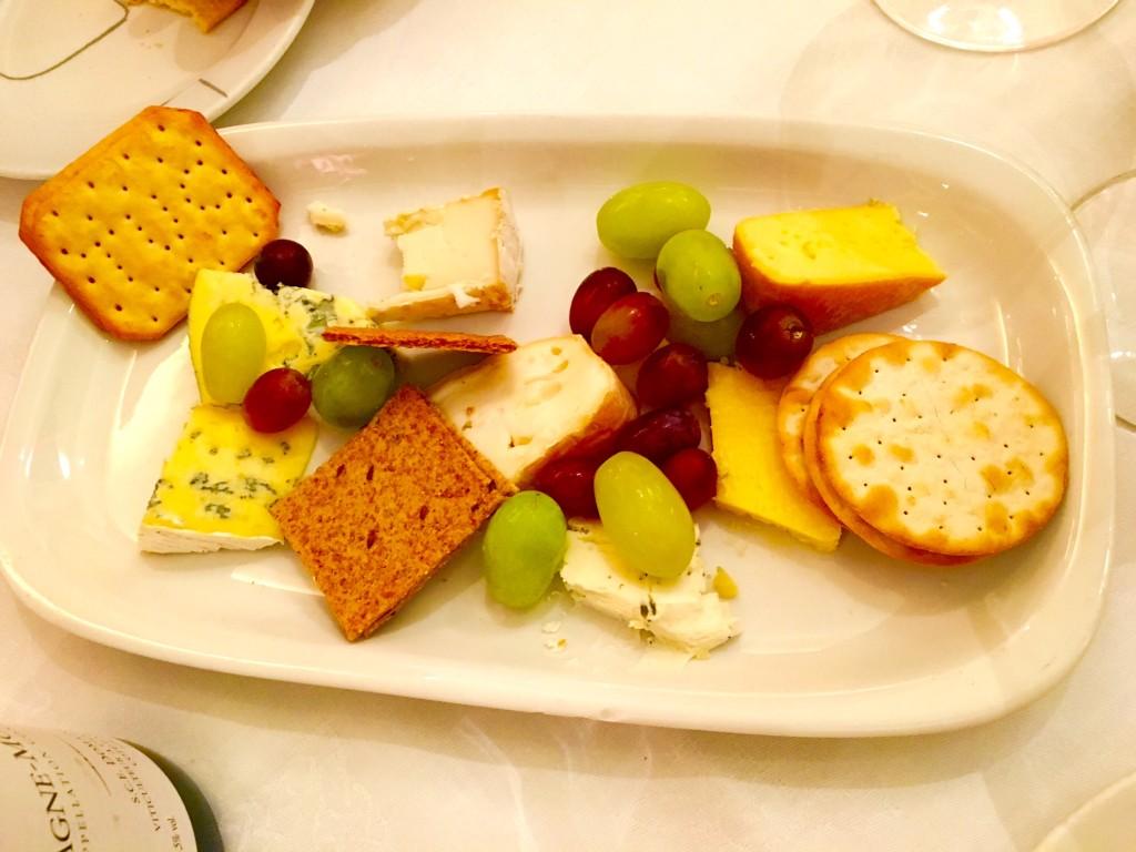 Kelly's Resort Cheese Board