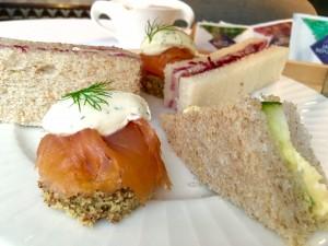 Dylan Hotel Dublin Afternoon Tea