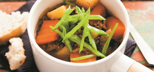 beef potato stew Fiona Uyema