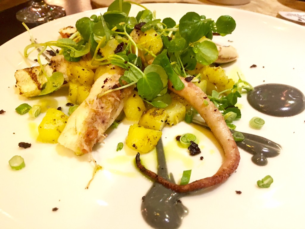 Angelina's Octopus Salad
