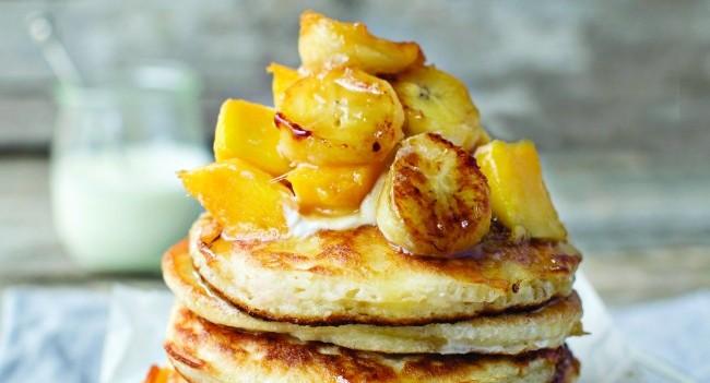 Hotcakes Recipe | Neven Maguire | TheTaste.ie