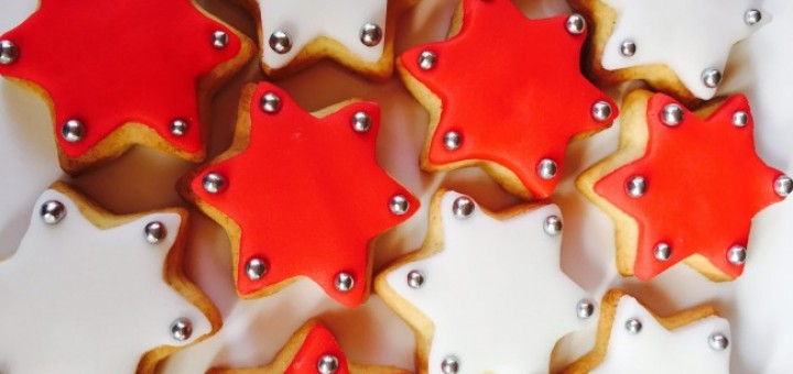 Siucra Star Cookies