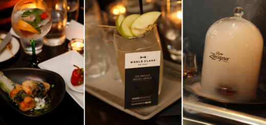 World Class Christmas Cocktail Experience in Rustic Stone