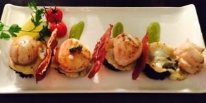 The Seafood Bar Dawson St Scallops
