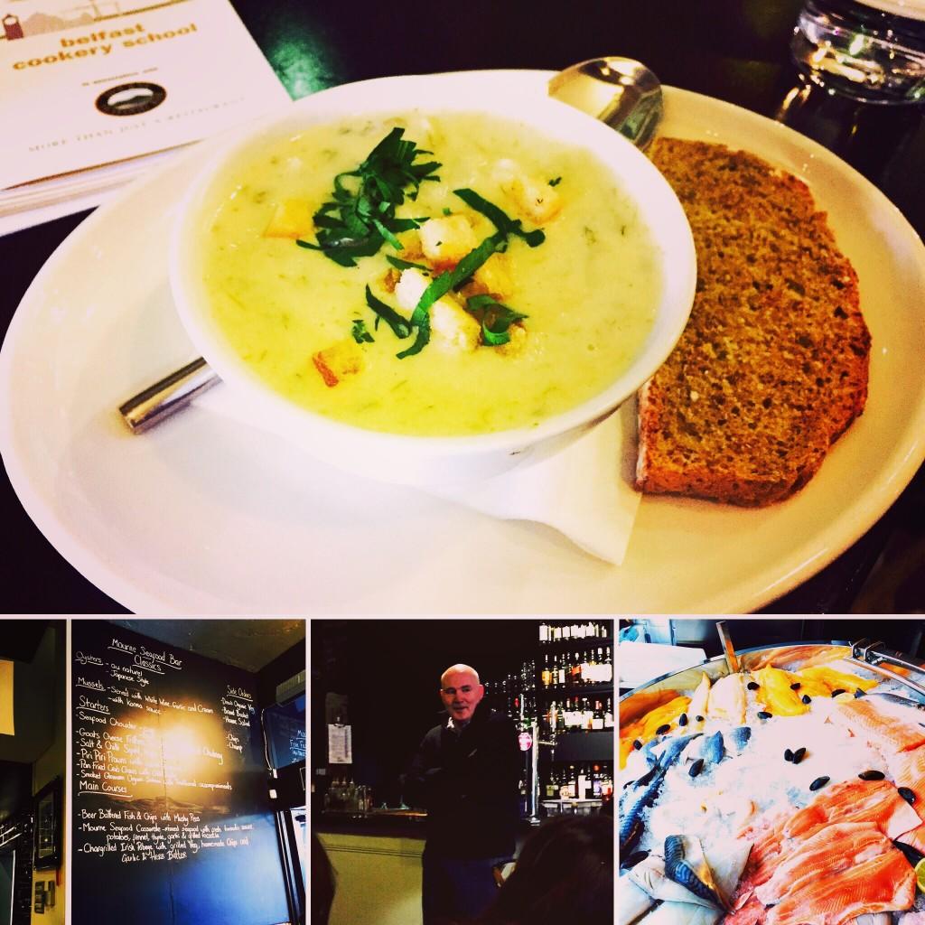 Mourne Seafood Belfast