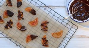 Jette Virdi Candied Blood Orange with Dark Chocolate