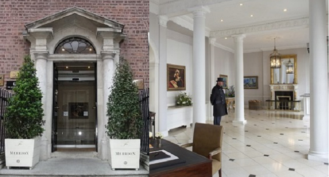 The Merrion Hotel