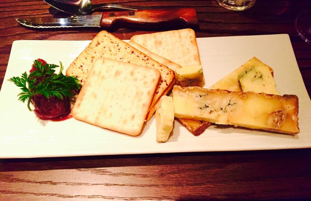 Richmond Restaurant Mini Cheese Board