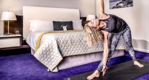 The Marker Equilibrium Yoga