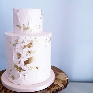 Artful Bakery Wedding Cake
