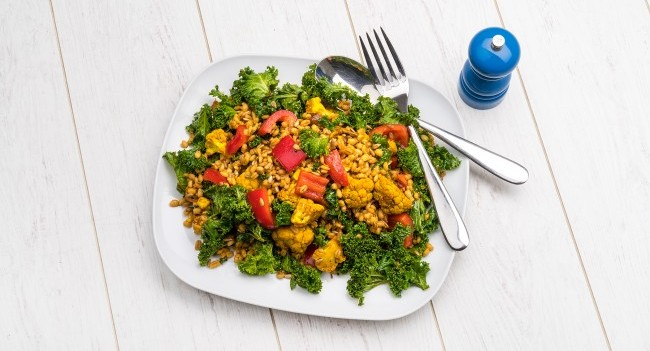 Blazing Salads Kale Salad