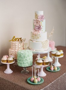 The Cake Cuppery Dessert Table