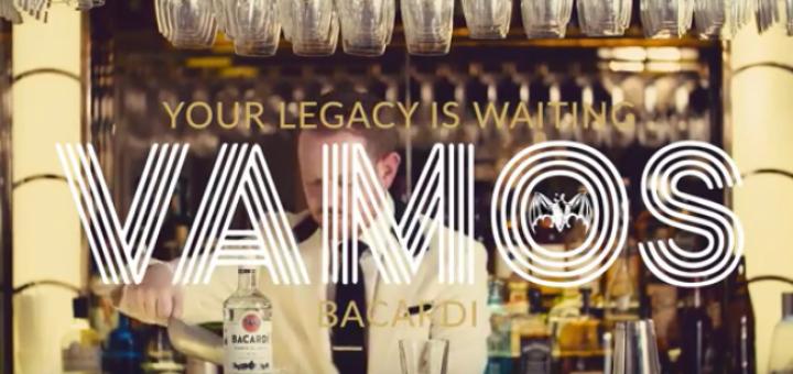 Vamos by Micheál O'Shea - Bacardi Legacy Cocktail Competition