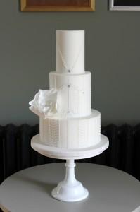 Cove Cake Design Wedding Cake