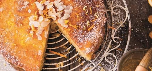 gluten-free moroccan orange cake by Oliver McCabe