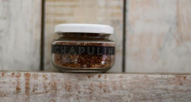 Grasshopper Salt