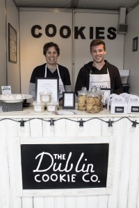 The Dublin Cookie Co Stall