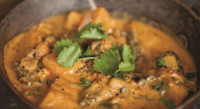 Blazing Salads Curry 1