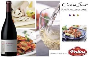 Cono Sur Chef Challenge 2016