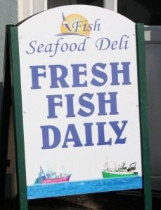 Fresh Fish Roscarberry