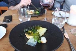 OX Restaurant Belfast