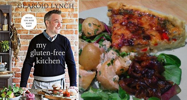 My Gluten Free Kitchen by Gearóid Lynch - Cookbook Review