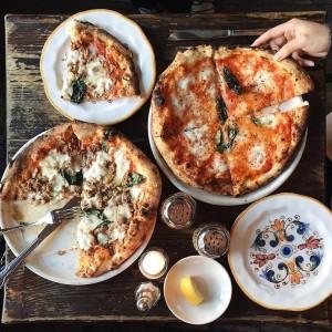Olio e Piu Pizza